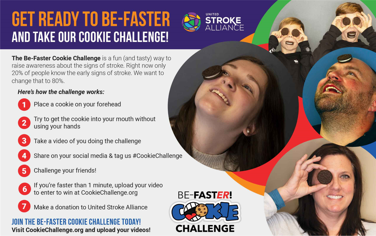 BE-FASTER! Cookie Challenge-img1